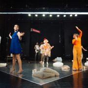 În luna noiembrie, Teatrul Tineretului în festivaluri din întreaga țară