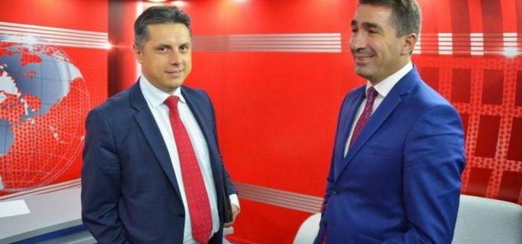 Bătălia liderilor politici în Neamţ: Cozmanciuc vs. Arsene