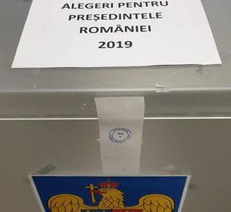 Alegeri prezidenţiale turul 2, Neamţ: În prima oră au votat 1,40% dintre alegători