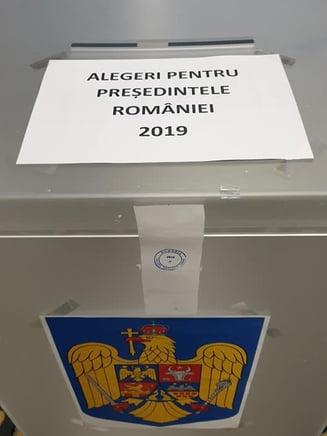 Primul tur alegeri prezidenţiale 2019: prezenţa la vot în Neamţ la ora 21