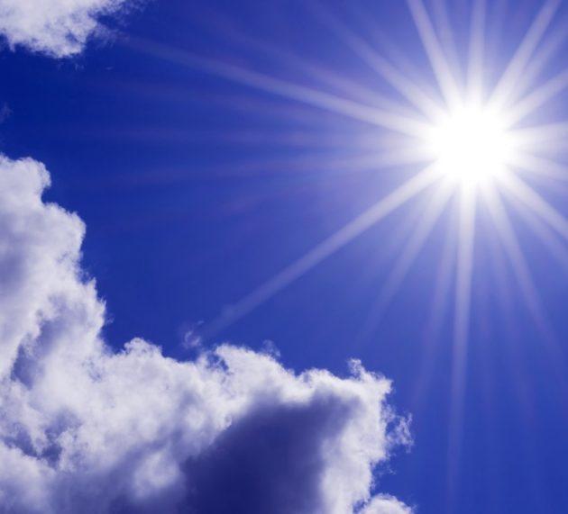 Neamț: vreme atipică până la mijlocul lunii viitoare