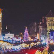 Vineri, 13 decembrie, se deschide Târgul de Crăciun la Piatra Neamţ