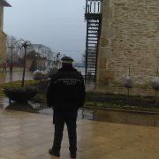 Piatra Neamţ: Poliţia Locală şi-a suplimentat efectivele de Crăciun