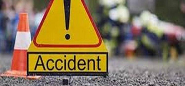 Patru femei şi un bărbat, victime într-un accident rutier la Girov