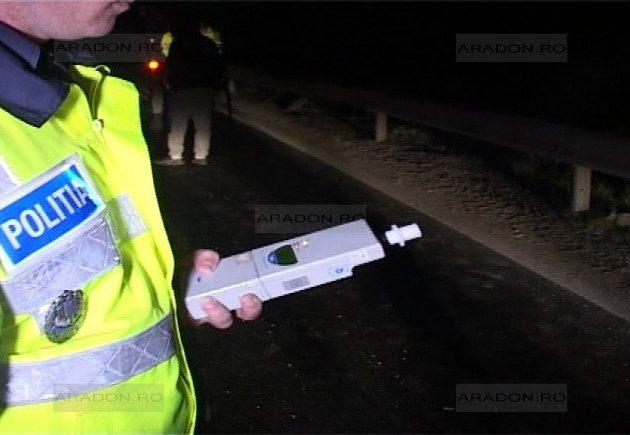 Pericolul de pe şosele: beţi turtă la volan, prinşi de poliţişti