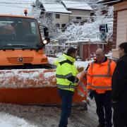 Primăria Piatra Neamţ se pregăteşte de vremea rea; a fost activat dispeceratul de iarnă
