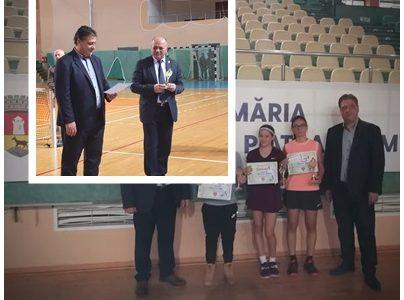 Gavrilescu: Readucem tenisul la Piatra-Neamț!