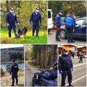 Neamţ: poliţiştii şi jandarmii sunt pe teren