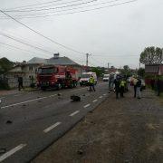 Neamţ: al treilea accident rutier în ultimele 3 zile; victime la Bălţăteşti
