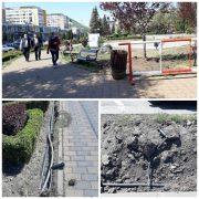 Piatra Neamţ: faţa Parcului Central va fi schimbată