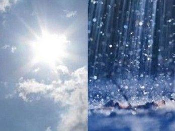 Vreme instabilă până pe 7 iunie