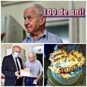 100 de ani de viaţă! La Mulţi Ani!