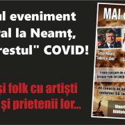"""BICAZ: primul eveniment cultural post-izolare din Neamţ. """"MAI CARTE ŞI FOLK"""""""