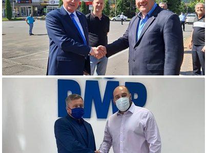 Pre-electorală cu liderii ALDE-PMP Neamţ, dar nu ca la Bistriţa