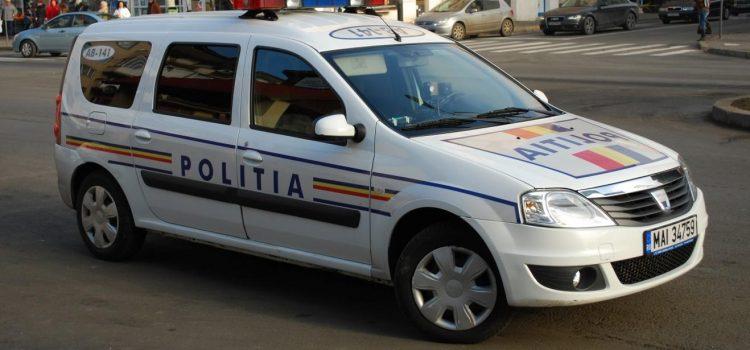 Urmărire: şofer băut, nu a oprit la semnalul poliţiştilor