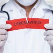 Un singur caz nou de coronavirus în Neamţ în trei zile