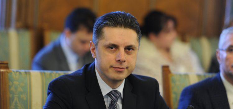 """Mugur Cozmanciuc: """"Guvernul PNL acordă importanța cuvenită proiectelor importante pentru județul Neamț"""""""