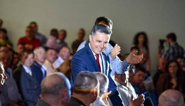 Mugur Cozmanciuc: Guvernul PNL a făcut alocare bugetară fără culoare politică!