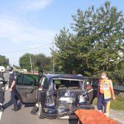 Neamţ: alt accident rutier, cel de al treilea în 6 ore