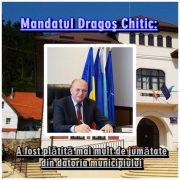 Piatra Neamţ: Datoria publică în timpul mandatului Chitic s-a redus la mai puţin de jumătate