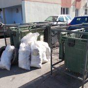 Piatra Neamţ: amenzi pentru deşeurile din construcţii/dmolări