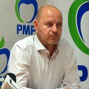 Cristian Sauciuc, candidatul PMP la preşedinţia Consiliului Judeţean Neamţ!