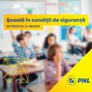 Deputatul Cozmanciuc anunţă: Școala va începe în condiții de siguranță, în data de 14 septembrie!