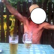 Cum îţi ia băutura minţile: ordin de protecţie pentru un bărbat de de aproape 80 de ani
