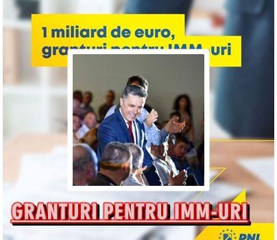 Mugur Cozmanciuc anunţă alocări importante pentru sprijinirea economiei