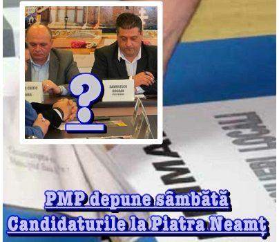 Cu sau fără variabila Chitic, PMP depune candidaturile sâmbătă, la B.E.C.
