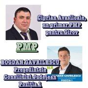 Ciprian Avasiloaie, un primar PMP pentru Girov!
