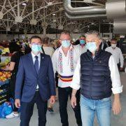 Ministrul Agriculturii în Neamţ: Trebuie dezvoltată o piață locală, prin care se pot valorifica produsele într-un mod cât mai eficient!