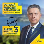 Turul II al alegerilor locale este pe 27 septembrie!