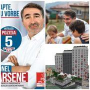 Mesajul lui Ionel Arsene la final de campanie electorală
