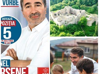 Turismul, izvorul nesecat al dezvoltării județului