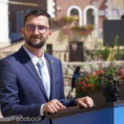 Noul primar de Piatra Neamţ, prima declaraţie oficială