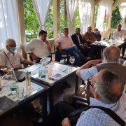 Întâlnirea candidaţilor PNL cu importanţi oameni de cultură din Neamţ: recuperarea memoriei culturale, o prioritate