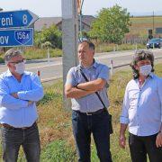 Prefectura Neamţ: Intersecția semaforizată de la Girov va fi finalizată în două săptămâni