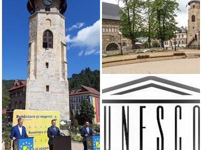 Cozmanciuc:  Includerea ansamblului Curtea Domnească în patrimoniul UNESCO, o șansă în plus pentru turismul din județul Neamț