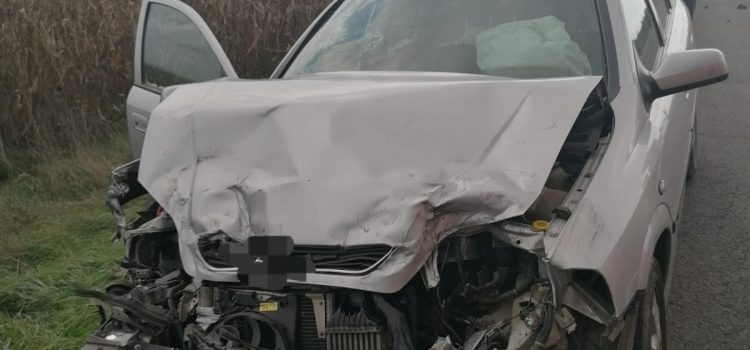Neamţ: Sâmbătă cu două accidente majore