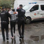 Piatra Neamţ: Scandalagiul agresiv din Dărmăneşti a fost ridicat