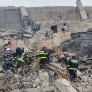 Update 18,37 – accidentul de la Săvineşti; bărbatul nu a supravieţuit