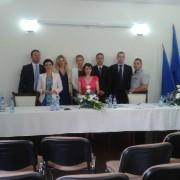 Secretarul de stat Codrin Scutaru, în vizită de lucru în Neamţ