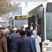 Atitudinea unor şoferi, principala nemulţumire a pietrenilor care folosesc mijloacele de transport în comun