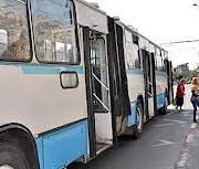 Şoferi de la Troleibuzul prinşi cu bilete false