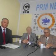 Răzeşul şef Asaftei s-a înscris în PRM