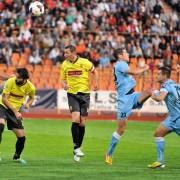 Gaz Metan Mediaș – Ceahlăul: 3-1 (2-1). Nemțenii au coborât pe locul   8 în clasamentul Ligii I