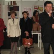 Libris, ediţia a treia. Viceprimarul Aurelia Simionică a cumpărat cărţi pentru copii.