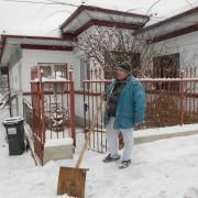 Iarna în Neamţ. Ora 19.00, 26 ianuarie