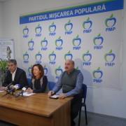"""MIhaela Stoica: Primarul de Piatra ar fi o bucurie pentru Mişcarea Populară. Ştefan, nici da, nici ba: """"Rămîn în echipa lui Traian Băsescu"""""""